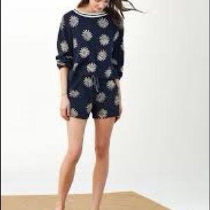 Splendid x Margherita Fiore Sweatshirt & Shorts